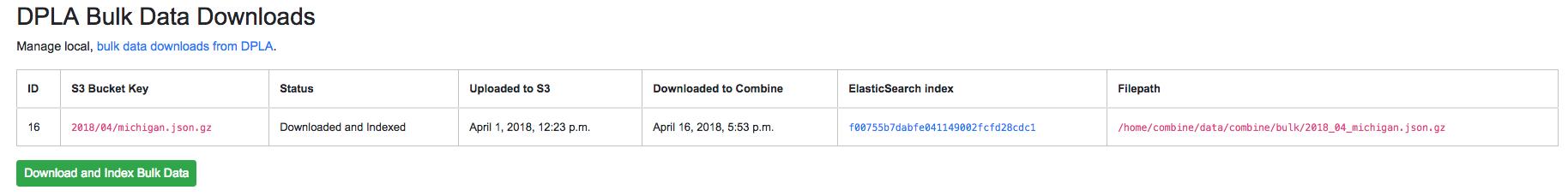 Configuration — Combine documentation